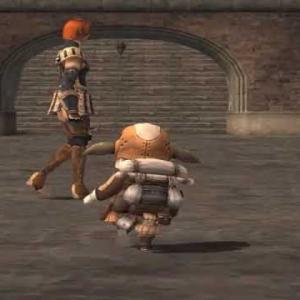 【FF11】ゴブリンの格好したタルタルが下層を歩くだけのやつ