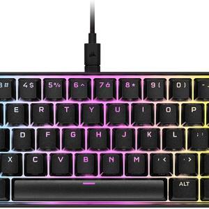 【新製品/予約情報】大人気の銀軸キーボード「K65」に60%サイズが登場!CORSAIR「K65 RGB MINI」