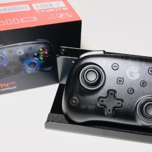【レビュー】GameSir T4 Mini!ミニマルで使いやすいライトユーザー向けワイヤレスゲームパッド!【振動&ジャイロ対応】