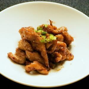 深夜に食べたい鶏皮の簡単おつまみの作り方