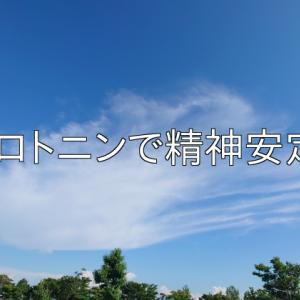 セロトニンで精神安定_走ること2021-07-23