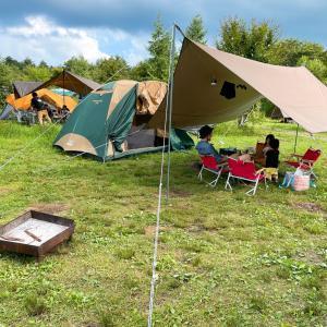 【キャンプ】お誕生日キャンプ行ってきました。