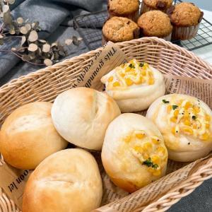 【コーンマヨパン】子供の大好きなパンといえばコレ