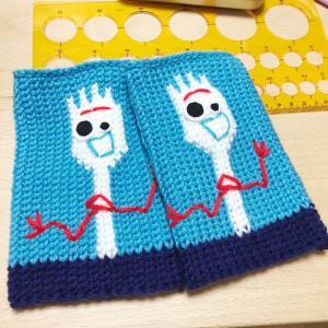 編み物とNGワード。