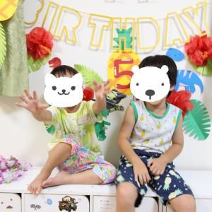 5歳になりました\(^^)/