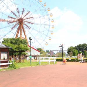 遊園地と動物園