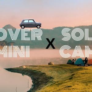 ローバーミニでソロキャンプに行きたい!最高な組み合わせ