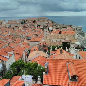 [旅行記]大人気!クロアチア・ドゥブロブニクの城壁を歩いて観光