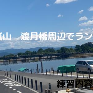 京都旅ラン 練習内容part19