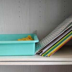 小学校準備で買って後悔した収納棚