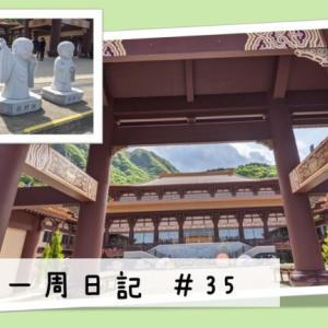 Day35【日本一周日記】偶然の出会い
