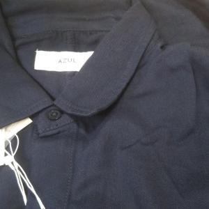 バロックジャパンリミテッドの優待でレイヨンシャツを購入