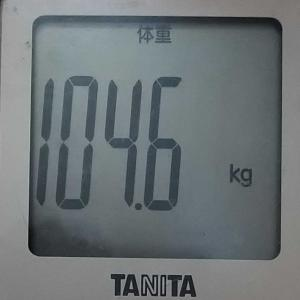 ダイエット8日め