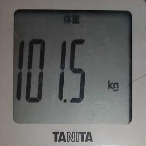 ダイエット18日め