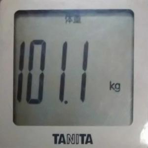 ダイエット30日め