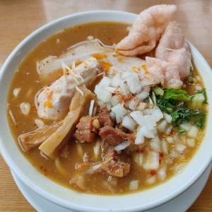 【茨城らーめん】麺や 松辰【つくば】