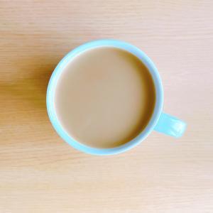 コーヒーはドリップ式を一杯