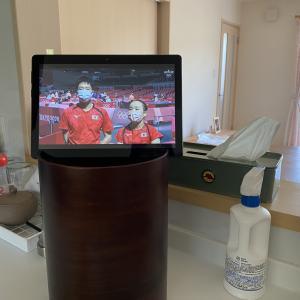 テレビが無くてもオリンピック