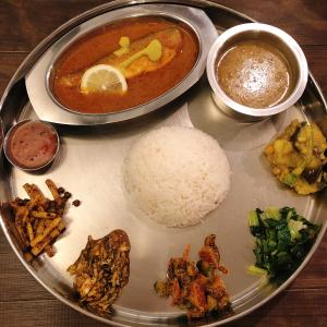 【東京・豪徳寺】OLD NEPAL TOKYO(オールドネパールトウキョウ)でネパール料理・ダルバートを味わう。新オープン・スパイスショップ「sunya」にも注目!