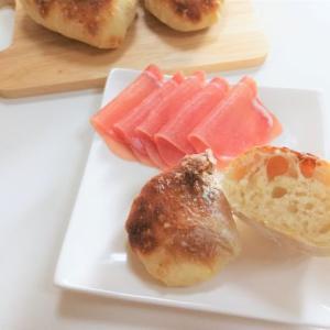 リュスティックっぽいパンを作る(意気込みはあった)