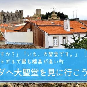 「要塞ですか?」「いえ、大聖堂です。」ポルトガルで最も標高が高い町 グアルダへ大聖堂を見に行こう