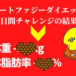 オートファジーダイエット体験談30日目【結果は?効果はあったのか!?】