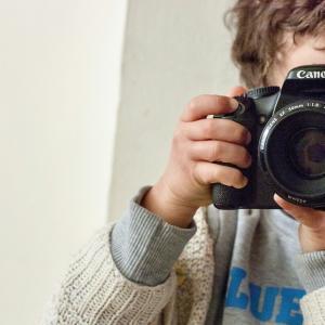 演奏動画を撮っているビデオカメラについて