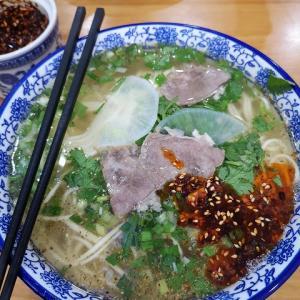 蘭州拉麺(兰州拉面)のスープの味の決め手はまさかの!?