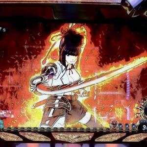 【戦国乙女3史上最高の『前兆突入時』で勝利】第8回 :パチスロ!2021年6月稼働記!!(3日目前編)