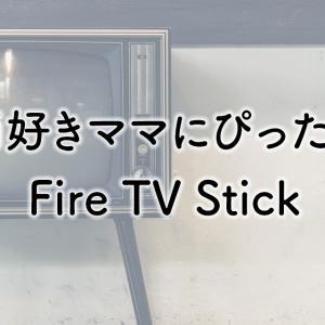 動画好きママにぴったり Fire TV Stickは子育ての強い味方だった