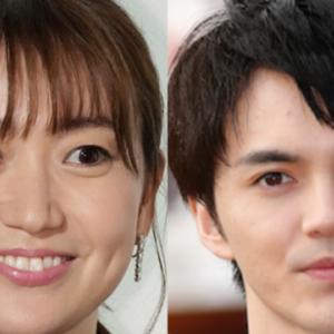 【朗報】朝ドラ共演で距離縮め…林遣都と大島優子が結婚を発表