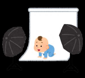 【お祝い】手作りハーフバースデー【寝相アートや離乳食・写真撮影】