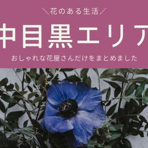 【東京】中目黒のおしゃれな花屋さん8選、駅から近い順に紹介します