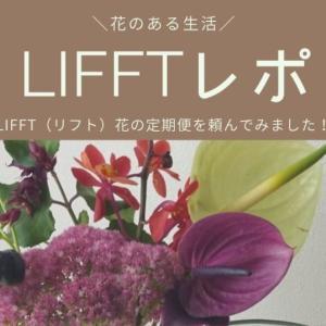 LIFFT(リフト)花の定期便を頼んだ口コミレビュー【上質なサブスク】