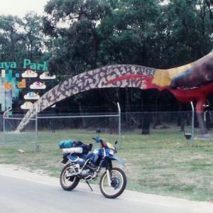 【オーストラリアツーリング】バイクで走った12.000km part5