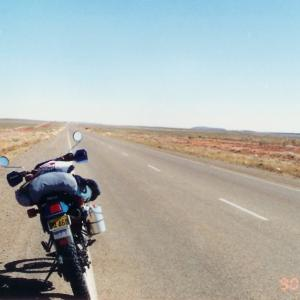 【オーストラリアツーリング】バイクで走った12.000km part10
