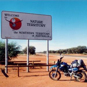 【オーストラリアツーリング】バイクで走った12.000km part11