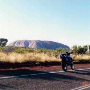 【オーストラリアツーリング】バイクで走った12.000km part13