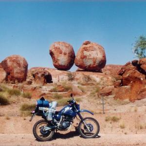 【オーストラリアツーリング】バイクで走った12.000km part16