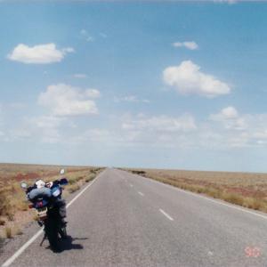 【オーストラリアツーリング】バイクで走った12.000km part17
