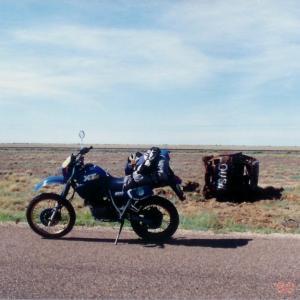【オーストラリアツーリング】バイクで走った12.000km part19