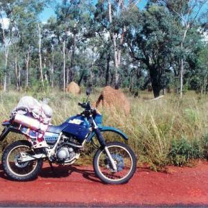 【オーストラリアツーリング】バイクで走った12.000km part23