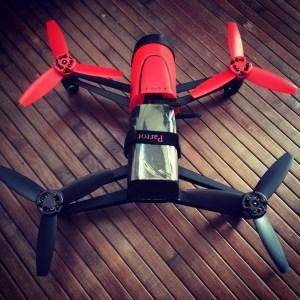 Parrot Bebop Droneを購入。1400万画素HDカメラ画像サンプル