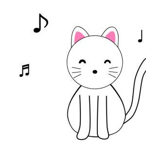 寝る前にピアノの音色を聴いて・・・