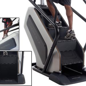 登山向け有酸素運動マシン「無限階段」クライムミルがすごい!