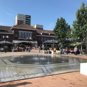 オランダのアウトレットでお買い物。