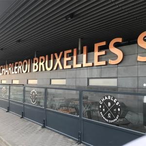 ブリュッセル・サウスシャルルロワ空港の使い勝手(2021年9月)