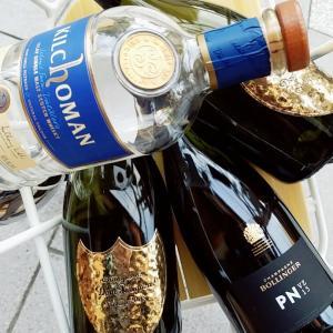 ワインバー バハムートの日常その9 役者とワイン