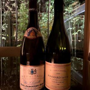 ワインバー バハムートの日常 その11 隠者のワイン