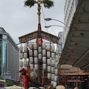 ポリフェノールさんの京都散歩 山鉾を巡って